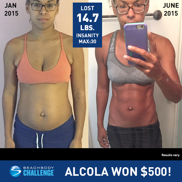 Beachbody Results Blane Lost 30 Pounds In 6 Months With Max