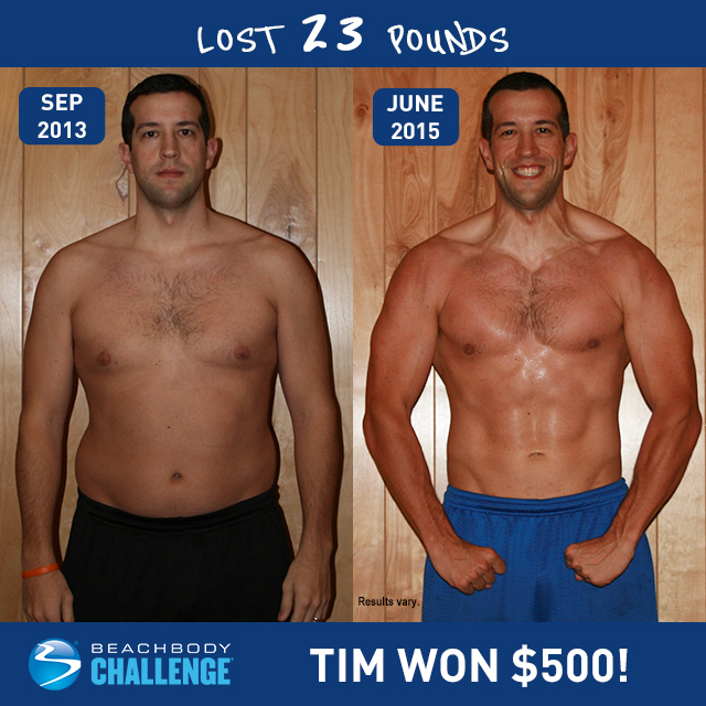 Chase weight loss