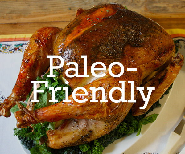 Paleo-Friendly Recipes