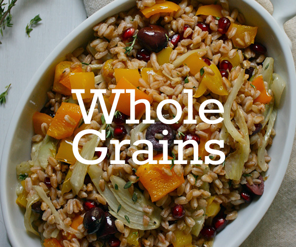 Whole Grain Recipes