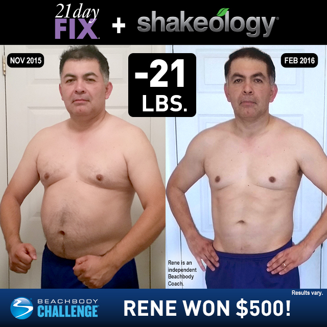 21 day fix results this retired navy vet lost 21 pounds