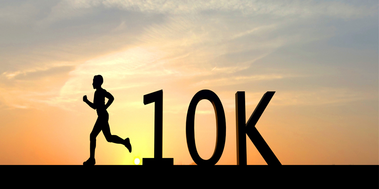 Running Your First 10K