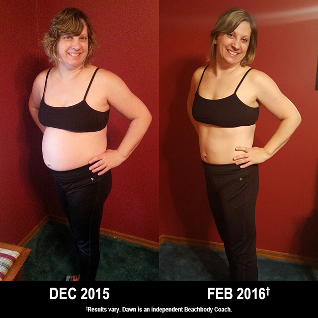 21 Day Fix Results: Dawn Lost 21 Pounds!