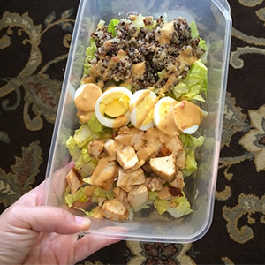 chicken-quinoa-egg-salad-and-5-other-meal-prep-ideas