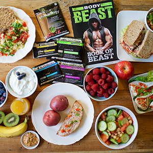 what-does-a-beast-eat-in-a-day