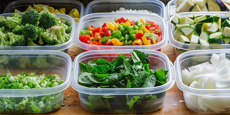 How to Meal Prep Without Getting Bored