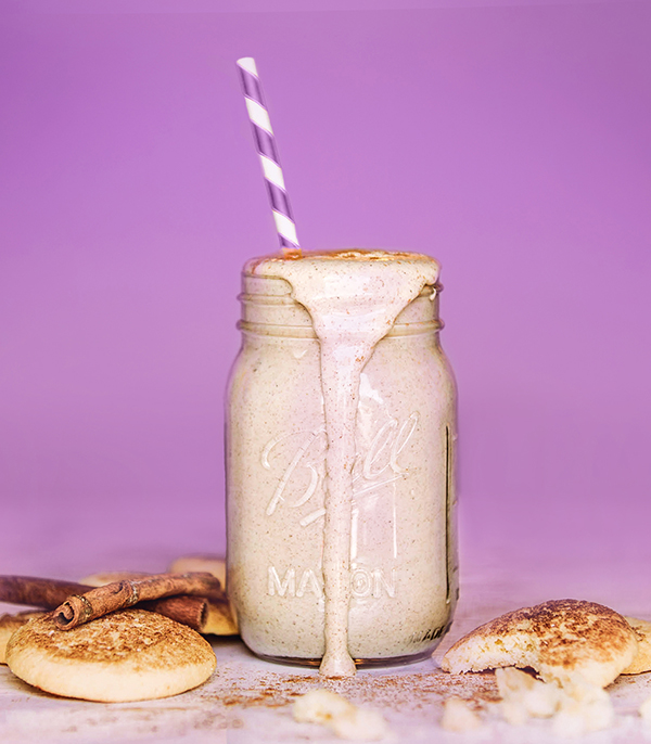Vegan Snickerdoodle Shakeology in post