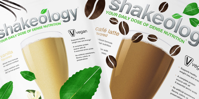 Vanilla Vegan and Café Latte Vegan Shakeology Are Here