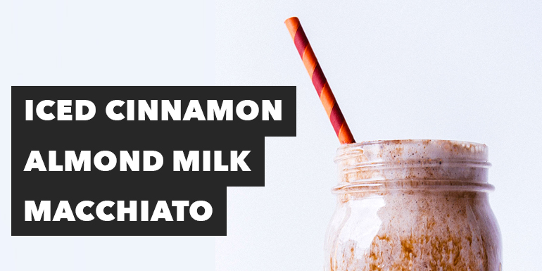 Iced Almond Milk Shakeology