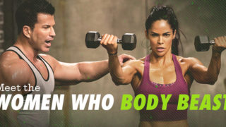 Meet the Women Who Body Beast