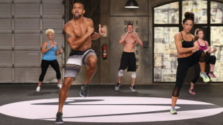 Shaun T's Tips on How to Stick With a Home Workout Plan