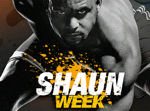 Shaun Week Insane Focus with Shaun T