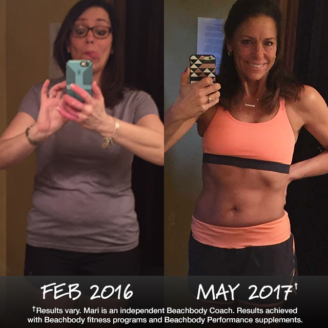 Beachbody Results: Mari Lost 27 Pounds and Won $1,000!