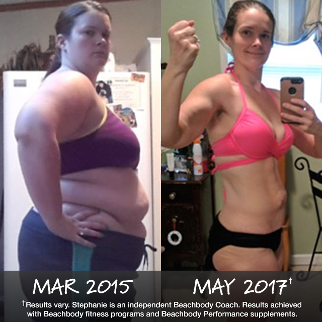 Beachbody Results: This New Mom Lost Over 120 Pounds and Won $1,000!