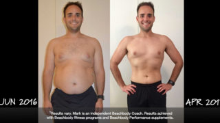 Beachbody Results: Mark Lost 38 Pounds and Won $1,000
