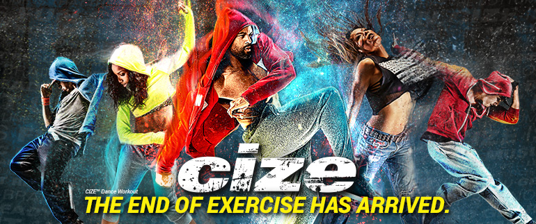 CIZE™ The End of Excercise Has Arrived