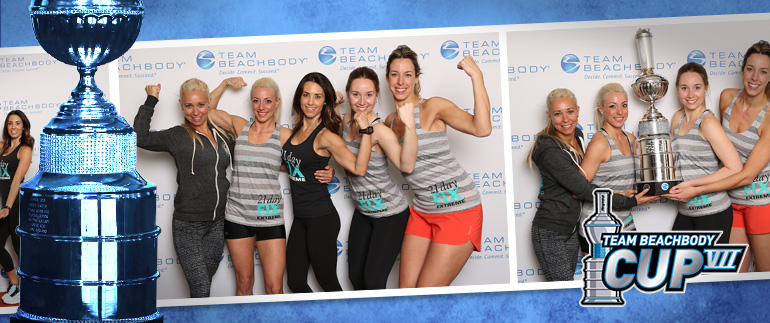 Team Beachbody Cup