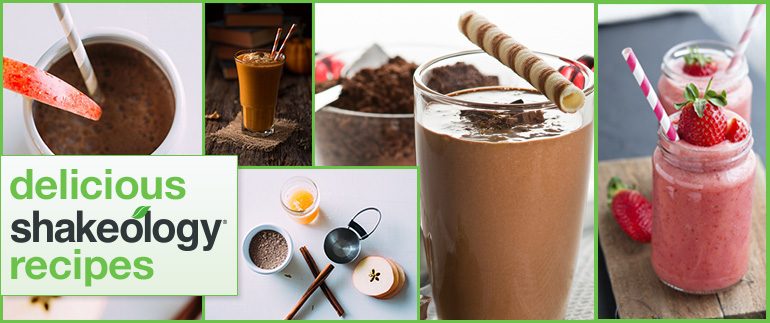 Delicious Shakeology Recipes