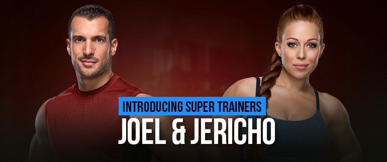 Introducing Super Trainers Joel & Jericho